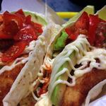 Timmy's Cafe - Fish Tacos.