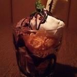 BABYFACE PLANET'S  - スタンダードパフェ チョコバナナパフェ
