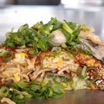 お好み焼き向日葵 - 牡蠣肉玉