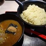 元祖尾張中華そば  - 「カレーつけ麺」880円也。税込。