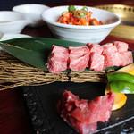 Takeshoku - 焼肉とキムチのセットは鉄板!迷ったらコース料理で決まり!
