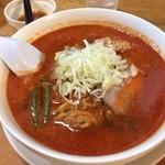 龍月館 - 新・盛岡担々麺