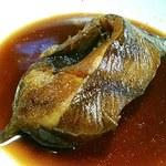 五・六・八食堂 - カレイ煮