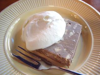 旦念亭 - チョコレートケーキ
