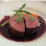 マリヴォー - お肉料理