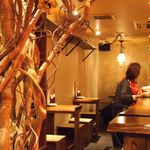 The World Kitchen - アジアンな非日常的空間にトリップしたようですね☆