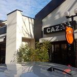 CAZAN 珈琲店 - CAZAN駐車場