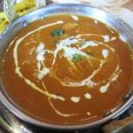 タージマハール - チキンカリー