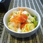 タイオーシヤー - サラダ