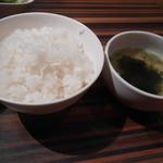 HEIJOUEN - ご飯とスープ