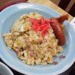 喜楽食堂 - 炒飯 620円