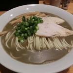 自家製麺 佐藤 - 煮干中華