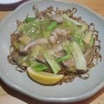 一品菜酒家 侠竹林 - あんかけ焼き麺
