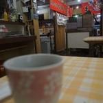 鮮魚食堂 かわしま - お茶もうめぇ、、、