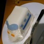 プラたく - 新幹線ケーキ(N700系)