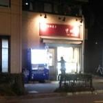 甲州屋 - 早稲田通り沿いで、立地は良い。