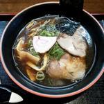 25407548 - 麺道ラーメン750円