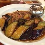 東華飯店 - 麻婆茄子