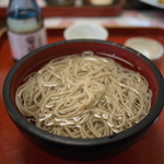 25411187 - 十割の酒蕎麦 水・酒蕎麦(1/2サイズ)