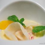 入 - リコッタチーズとアプリコットのラヴィオリ【2014年3月】