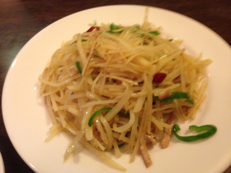 中国料理西安飯荘