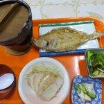 亀屋旅館 - 料理写真:夕食