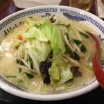 祥龍房 - 刀削麺