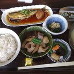 魚山亭 渋谷店 - ランチ_魚山亭1000円