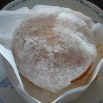 いつものパン屋 - 餅っと大福あんパン
