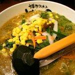 げんこつ - 野菜味噌ラーメン