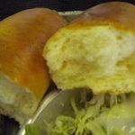 和食 古宮 - コッペパンはふっくらと焼きあがっていて美味しかったです
