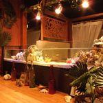 海のYey - 大型水槽には熱帯魚が♪