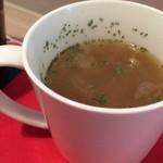 カフェ irodori - スープ