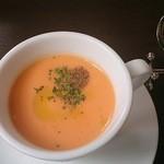 25457603 - 赤パプリカのスープ