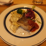 25458994 - ランチ 真鱈のポアレ 900円 【 2014年3月 】