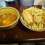 匠神 角ふじ 柏店 - つけ麺(表)ゆず風味680円