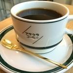 アサウラコーヒー - オリジナルのカップもレトロで可愛いですね!