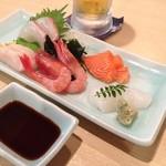 神戸料理道場 雄司 - 刺身盛合せ