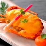 銀座むらき - 海老素味噌焼