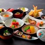 銀座むらき - 歓送迎会プラン(料理イメージ)