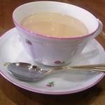 25461671 - カフェオレ550円 ジノリのカップで来ました
