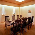 銀座むらき - ご接待から歓送迎会… 全3室の個室をご用意しております