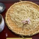 手打蕎麦かとう - 鴨汁そば 860円