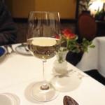横濱元町 霧笛楼 - このワインが大変おいしゅうございました