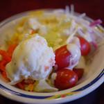 ステーキガスト - サラダ~☆