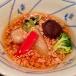 Awataguchi - そぼろのお味が優しいですね♪
