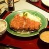 かつ波奈 - 料理写真:ジャンボロースかつ定食