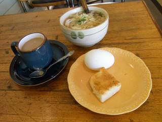 喫茶 徳川