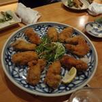 山人 - 牡蠣フライ