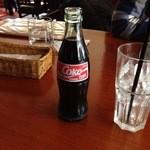 COCOCHI BURGERS - なつかしい瓶コーラ